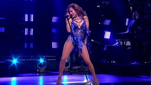 Idol Finale: Jennifer Lopez