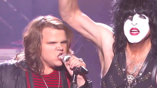 Idol Finale: KISS & Caleb Johnson