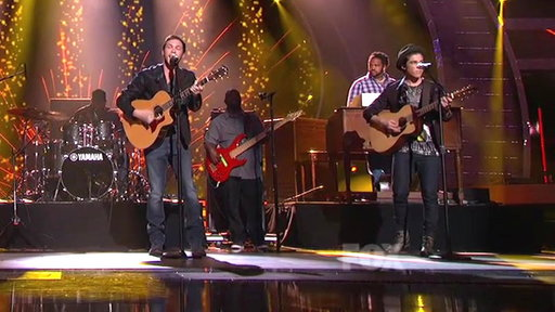 Idol Finale: Phillip Phillips & Sam Woolf