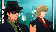 Tiger & Bunny 14: Love Is Blind.