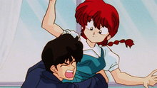 Ranma 1/2 151: The Kuno Sibling Scandal!