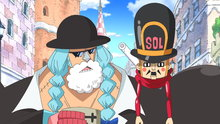 One Piece 647: Light and Shadow! Darkness Behind Dressrosa!