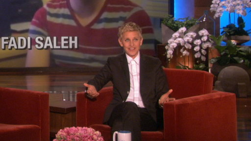 Exclusive! Ellen Sings 'Birthday'