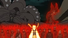 Naruto Shippuden 365: Those Who Dance in the Shadows