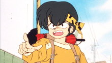 Ranma 1/2 71: From Ryoga With Love