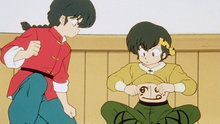 Ranma 1/2 80: Close Call! P-chan's Secret