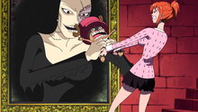 One Piece 341: Nami's in a Major Pinch! the Zombie Mansion and the Invisible Man