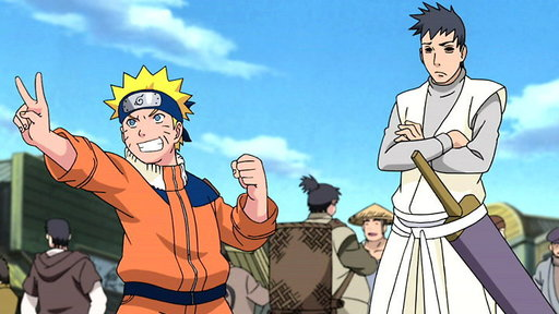 181. (Dub) Naruto's School of Revenge