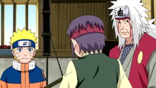 Naruto Shippuden 187: Gutsy Master and Student: The Training