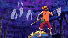One Piece 342: The Zombie's Secret! Hogback's Nightmarish Laboratory