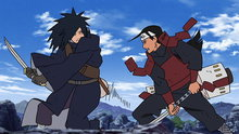 Naruto Shippuden 368: Era of Warring States