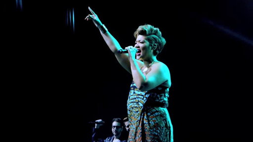 Tessanne Talks About Her New Album