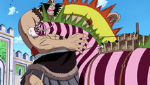 One Piece 266: Battle Against Giants! Open the Second Gate!