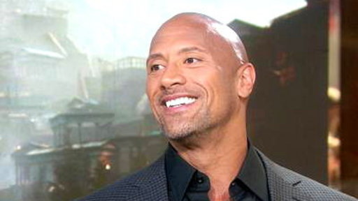 Dwayne Johnson: I Was Born to Play Hercules