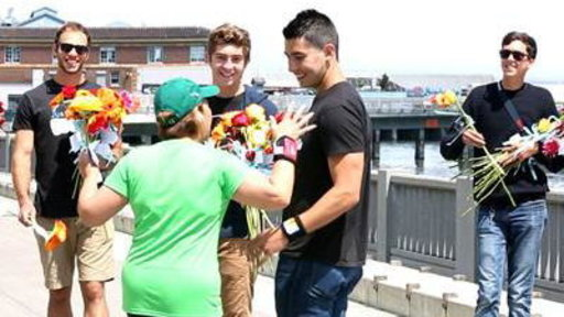 Hope to It: 5 Friends Perform Acts of Kindness