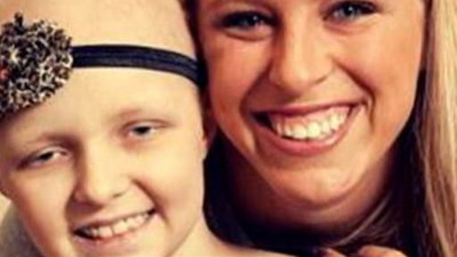 Headbands Help Girls Battling Cancer