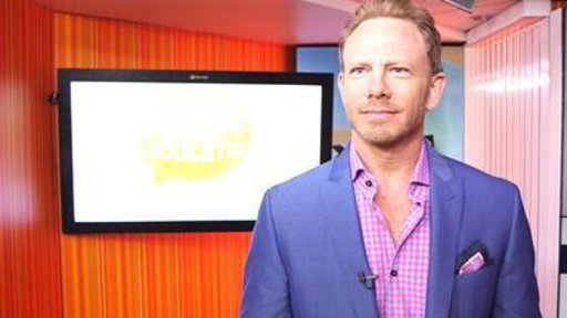 For Ian Ziering, Reality Is a Slap in the Face