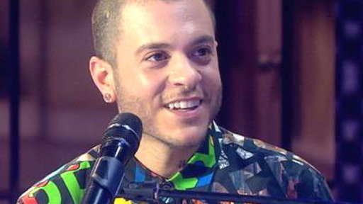 Elvis Duran Introduces Rising Star Ferras