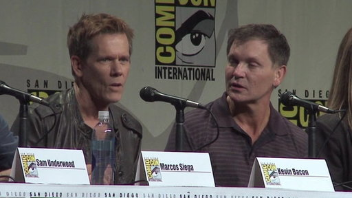 Discussing the Season 2 Finale & a 24-Crossover (Comic-Con)