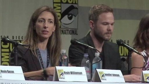 Plotting Season 3 of the Following (Comic-Con)