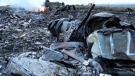 International Investigators Search Plane Crash Site