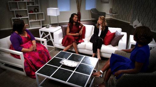 Shonda's Leading Ladies Talk #TGIT