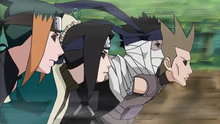 Naruto Shippuden 265: An Old Nemesis Returns