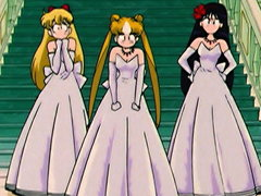 (Sub) Let's Become a Princess: Usagi's Bizarre Training image