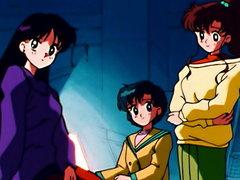 (Sub) Sailor Venus's Past: Minako's Tragic Love image