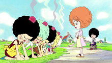One Piece 281: A Bond of Friendship Woven by Tears! Nami's World Map!