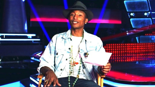 GIRL Hour With Pharrell