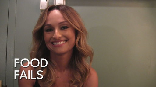 Food Fails: Giada De Laurentiis
