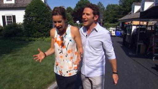 Jenna Wolfe Makes 'Royal Pains' Cameo