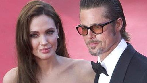 Brad Pitt, Angelina Jolie Marry in Secret Wedding