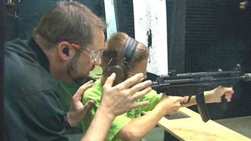 Accidental Shooting Stirs Debate On Kids and Guns