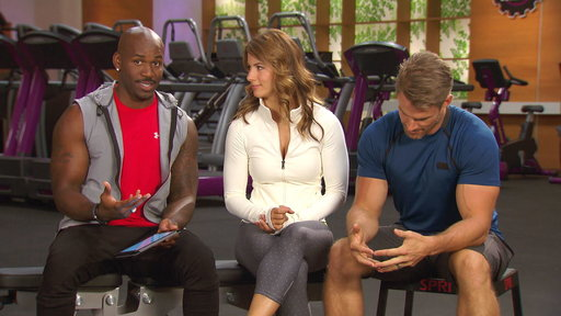 The Biggest Loser Trainers: Cheat Food