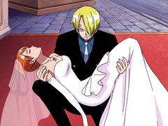 (Sub) Blazing Knight Sanji!! Kick Down the Fake Wedding image