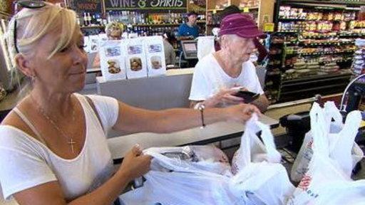 Paper, No Plastic? Calif. Set to Ban Plastic Bags