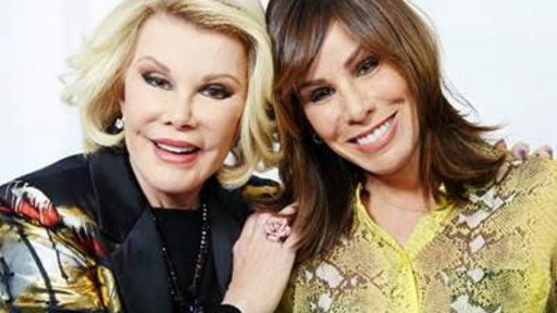 Report: Joan Rivers On Life Support