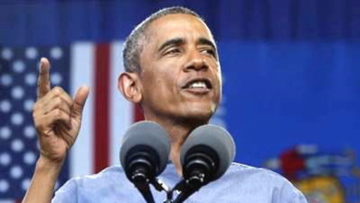 Obama Heads to NATO Summit Amid ISIS Crisis