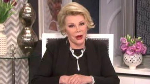 Joan Rivers Remains in Serious Condition