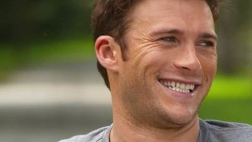 Scott Eastwood: I Cried While Watching 'The Notebook'