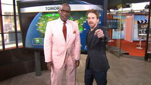 Seth Green Does the Weather With Al