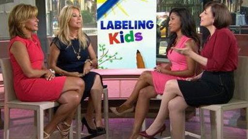 Shy Kid, Class Clown: Labels May Be Harmful