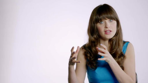 So FOX: Zooey Deschanel