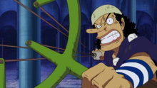 "One Piece 361: Perona Is Terrified!! Usopp and Untruthful Share the Same ""U"""