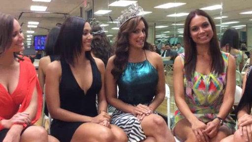 Misses Puertorriqueñas Que Quieres La Corona De Nuestra Belleza Latina 2015