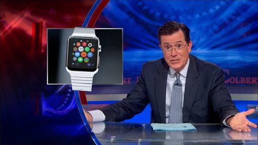 Apple Unveils Smartwatch