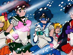 (Sub) Death of the Sailor Guardians: The Tragic Final Battle image
