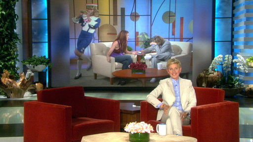 Throwback Thursday! Ellen and Debra Messing